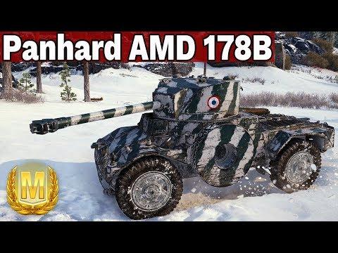MAŁO AMUNICJI - Panhard AMD 178B - World of Tanks thumbnail
