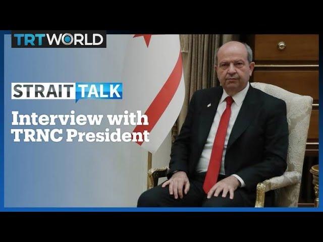 An Interview with TRNC President Ersin Tatar