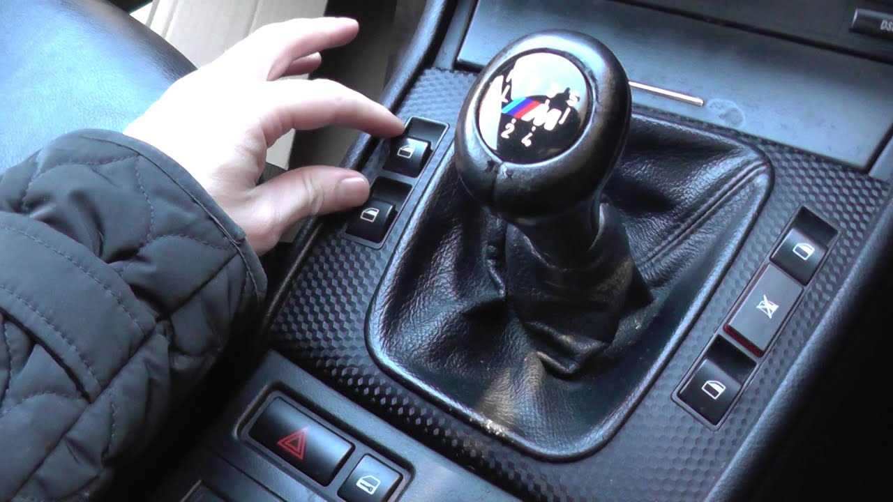 BMW E46 Interior Review - YouTube