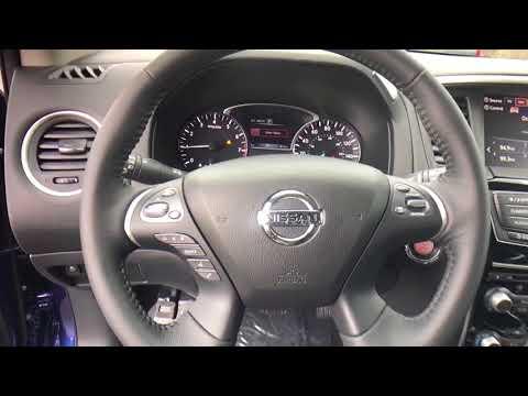 2018 Nissan Pathfinder Bristol TN, Bristol VA, Johnson City, Abington, Kingsport, TN 244345