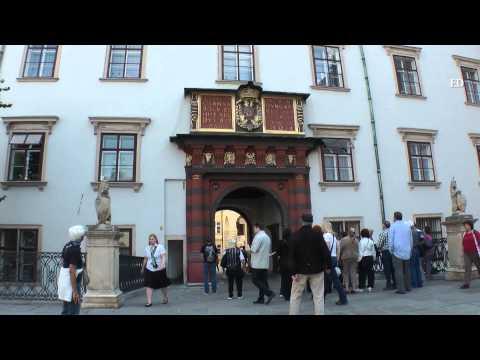 Wiedeń III - kościół  Minorytów i pałac Hofburg