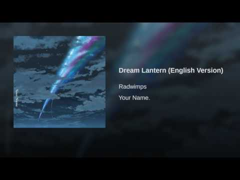 Dream Lantern English Version