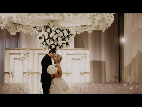 "When the flowers at the wedding are just a bit ""extra"" - OKCGCC Wedding Videography, OKC Wedding"