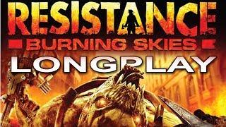 PS Vita Longplay [002] Resistance: Burning Skies - Full Walkthrough | No commentary