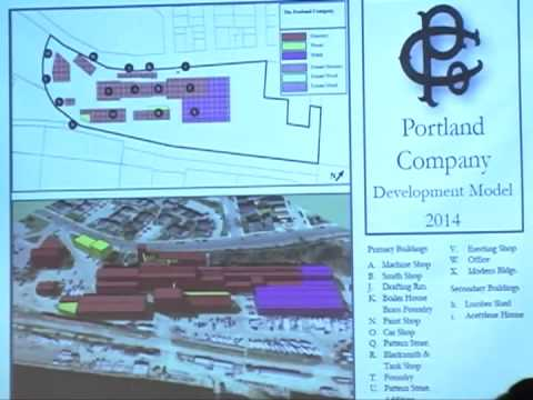 Greater Portland Landmarks-The Portland Company