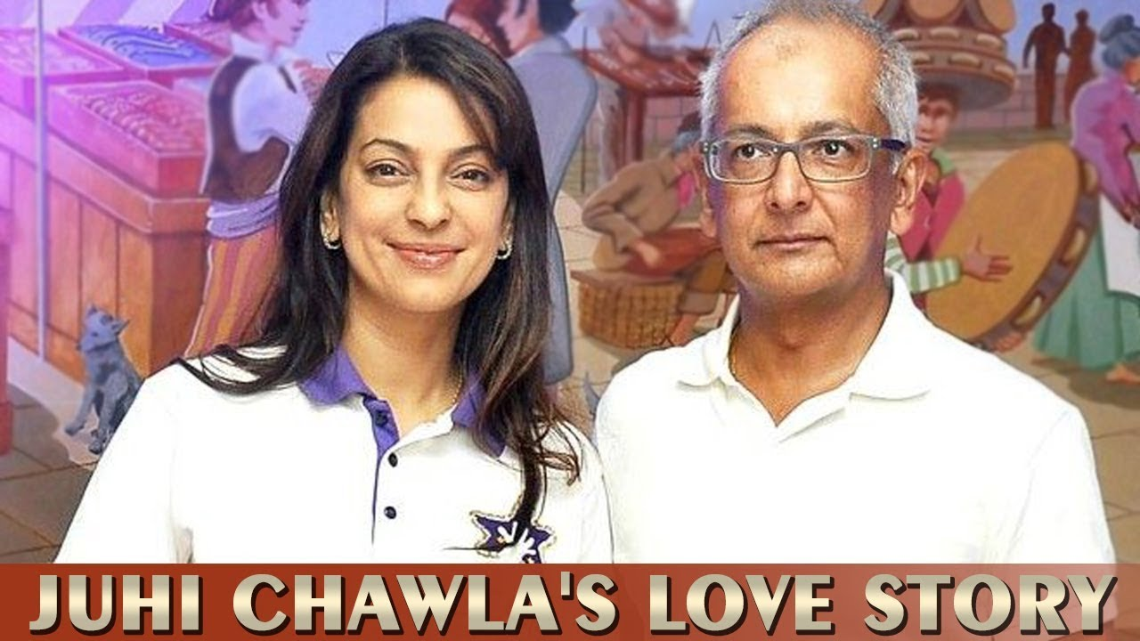 How Juhi Chawla and Jay Mehta Met For The First Time ??