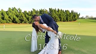 Video Chris + Nicole Atamanchuk Wedding! download MP3, 3GP, MP4, WEBM, AVI, FLV Oktober 2018