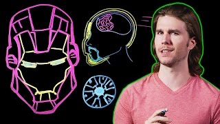 Why Doesn't IRON MAN's Suit Kill Him? (Because Science w/ Kyle Hill)