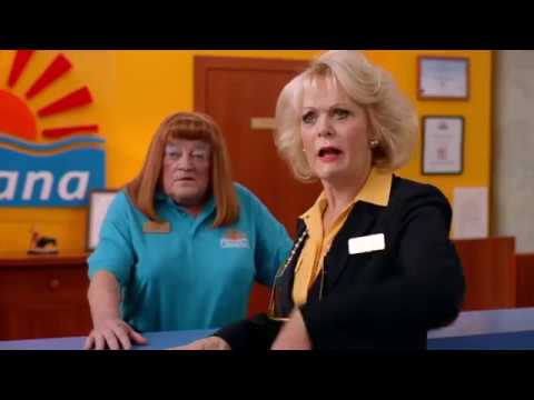 Lesley is on reception - Benidorm Series 9 Preview Clip 1