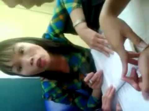 Cô giáo dạy Tin chửi học sinh - THPT Hàng Hải - Hải Phòng