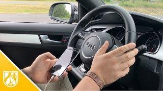 Handy, Sonnebrille, Musik: So beeinträchtigt Ablenkung das Fahren