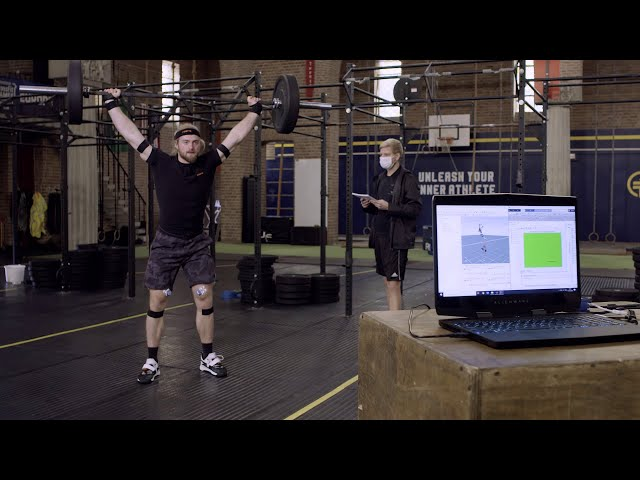 Xsens motion capture advances sports science and research for human motion