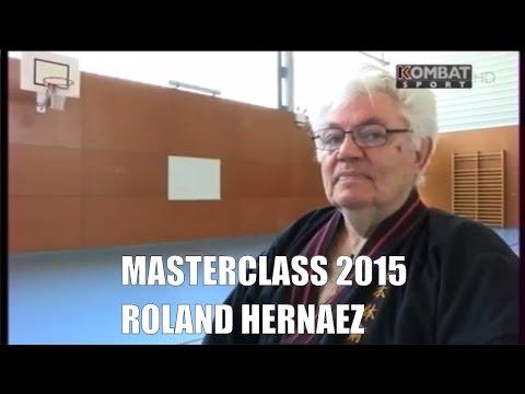 Roland Hernaez - Imagin' Arts Masterclass 2015 - Emission Kombat Sport