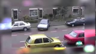 Подборка фэйлов и неудач во время парковки...