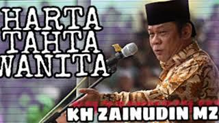Gambar cover KH Zainudin MZ ceramah terlucu !!! harta tahta wanita