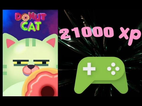 Donut Cat (Android/21000xp) ♕ ✔