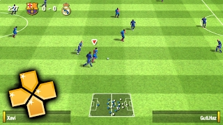 FIFA 09 PPSSPP Gameplay Full HD / 60FPS