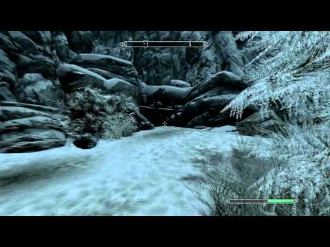 The Elder Scrolls V Skyrim - Iron Ore Mines