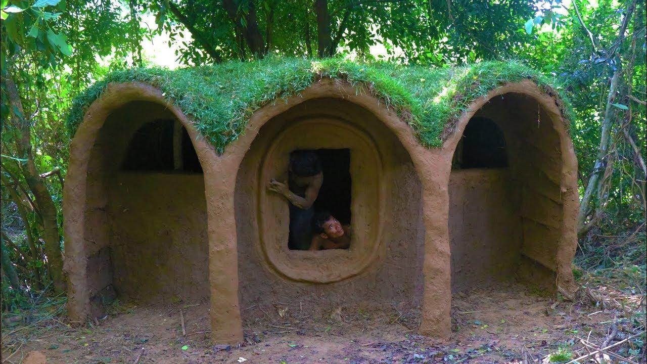 Build Hobbit house  YouTube