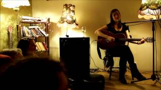 """the Build Up"" Cover By Alise Joste @dadcafe Sessions"