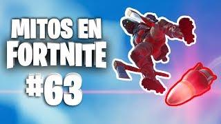 ¡¿Surfeando la granada?! - Mitos Fortnite - Episodio 63