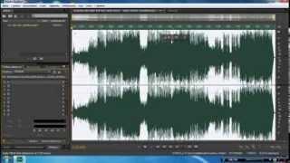 Удаление голоса с песни при помощи программы Adobe Audition CS6