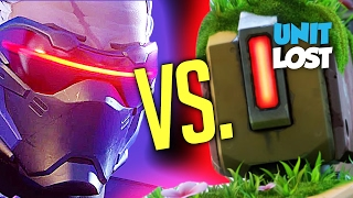 Overwatch - Bastion 76! Is Soldier DEAD?! (Ba...