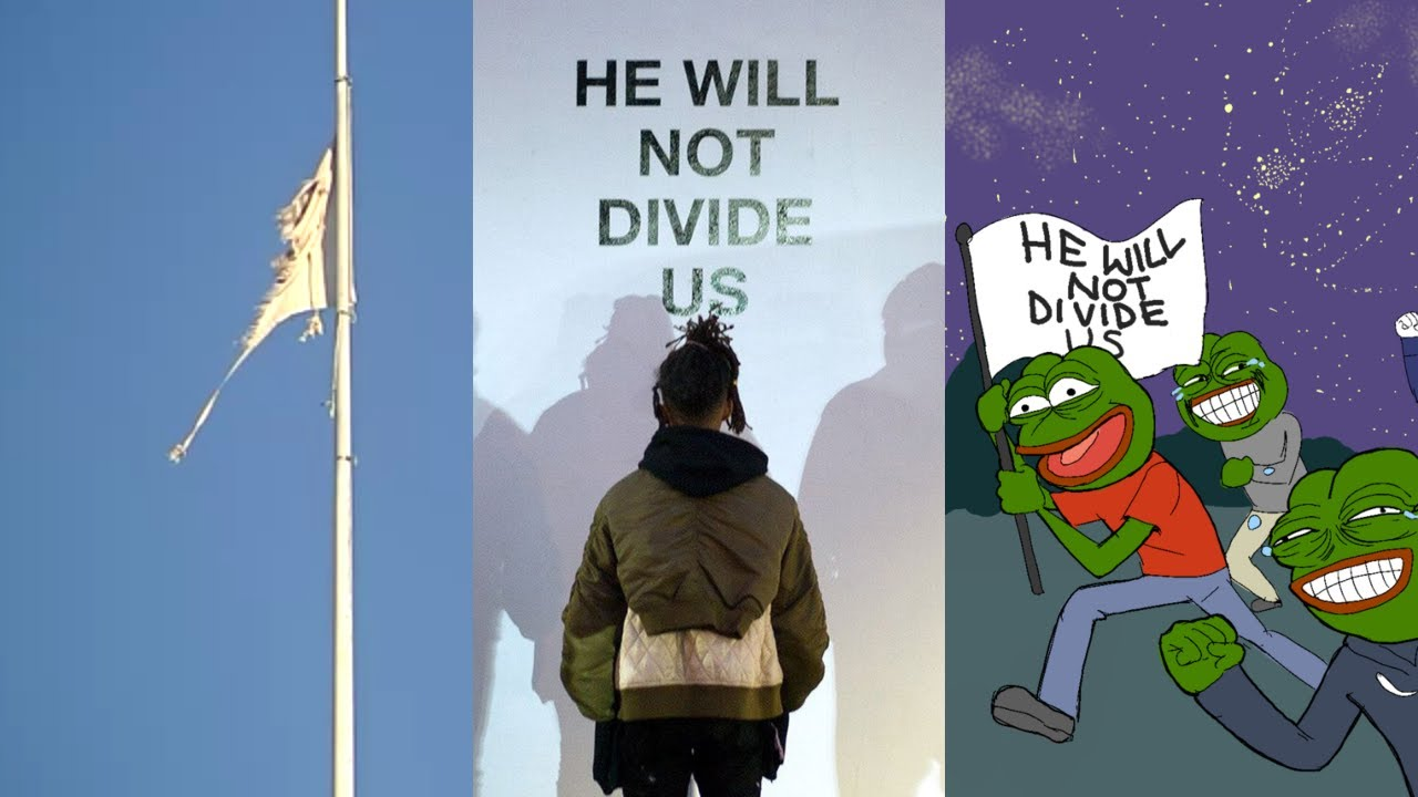 Download He Will Not Divide Us: The Complete Story