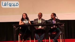 بالفيديو: ندوة عن الفيلم الهندي ''الممر الضيق'' بمهرجان القاهرة السينمائي