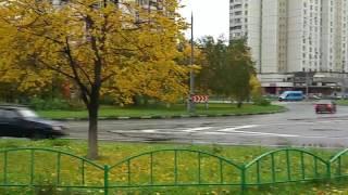 Дрифт на метро Братиславская