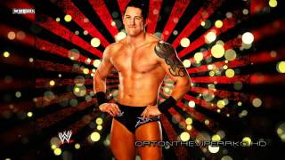 """WWE 2012: Wade Barrett New Theme Song - """"Just Don't Care Anymore"""" [CD Quality + Lyrics]"""