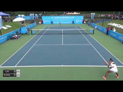 Liu Fangzhou v Zhao Carol - 2017 ITF Shenzhen