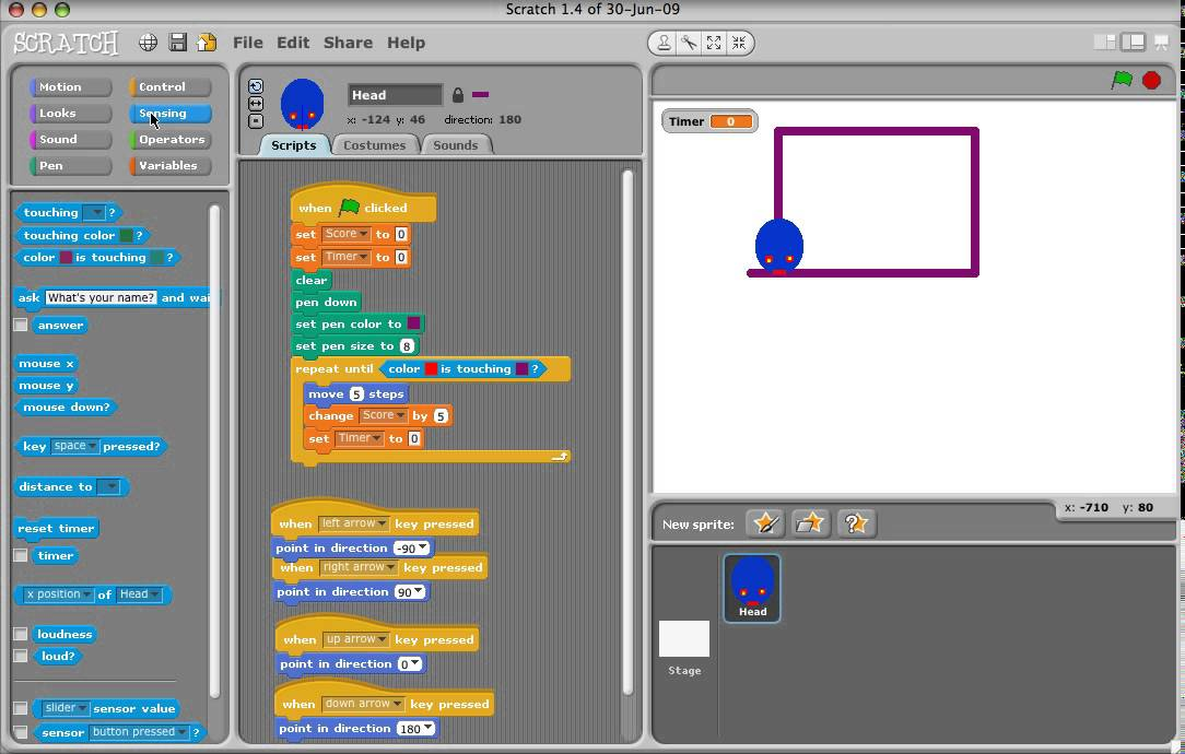 How To Make A Simple Snake Game In 15 Easy Steps | Batch ...