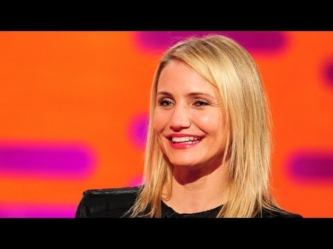 CAMERON DIAZ on Pubic Hair Preservation & Private Parts Grooming - Graham Norton Show BBC America