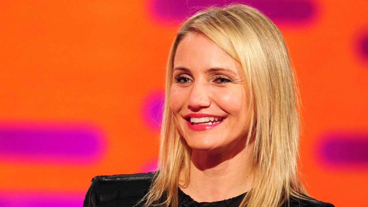 Cameron Diaz On Pubic Hair Preservation Private Parts Grooming Graham Norton Show Bbc America Youtube