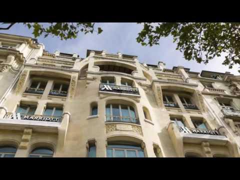 Paris Marriott Champs Elysees Hotel, 5 star hotels in paris, paris hotels