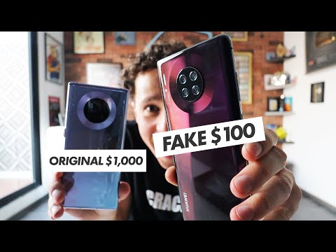 Compré un Huawei 30 Pro FALSO | ¿Qué tan malo es? 😱