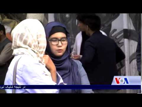 Kabul hosts the new Cactus art cafe for youths   VOA Ashna