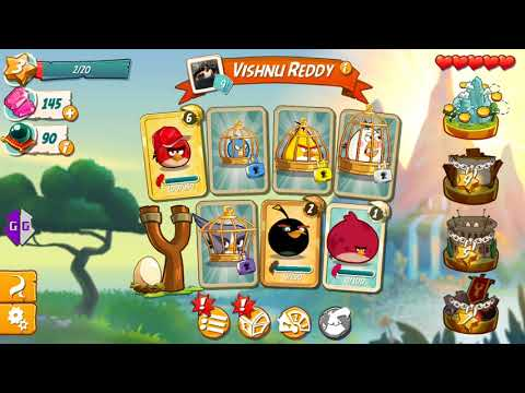 Hack Angry Birds 2 using game gaurdian