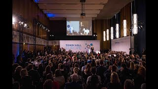 Highlights from Town Hall Europe