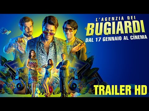 L'AGENZIA DEI BUGIARDI - Trailer Ufficiale