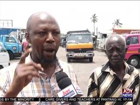 Local Printing Industry - Business Live on JoyNews (6-4-17)