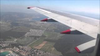 Jet2 737-300 full flight Manchester-Palma de Mallorca G-CELR