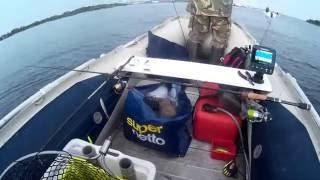 Дроп шот ловля судака 2016 год.