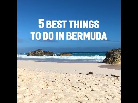 The Best Time to Go to Bermuda