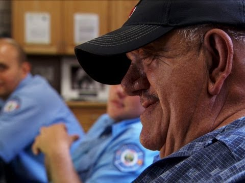 CBS Evening News with Scott Pelley - The most beloved member of a fire station