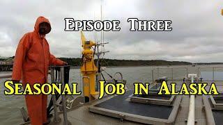 Seasonal Job in Alaska - Episode Three