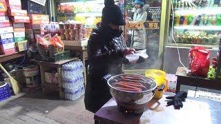 Цзямусы. Китайская еда в забегаловках и ресторанах - Жизнь в Китае #162