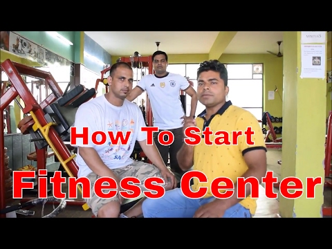 How to Start a Fitness Center or Gym in Low Investment