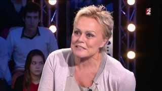 On n'est pas couché - Muriel Robin 21 décembre 2013 #ONPC